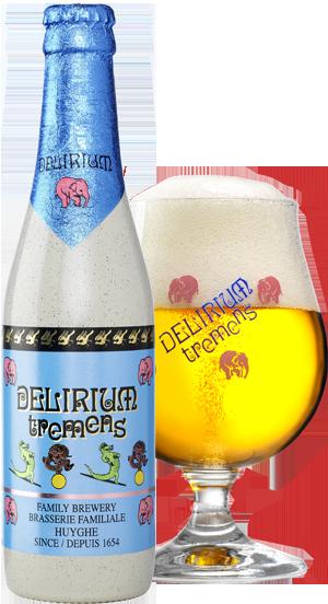 Delirium Tremens pohár hátul körbevágva copy