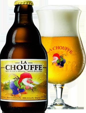 chouffe üveg és pohár hátul Körbevágva copy