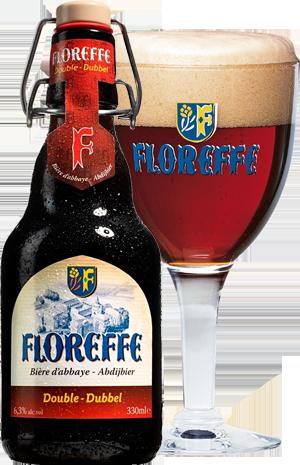 Floreffe Dubbel csatos pohár hátul körbevágva copy