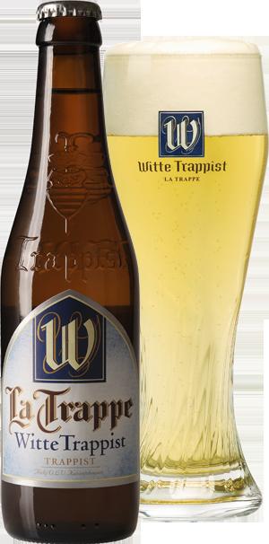 La Trappe Witte pohár hátul KÖRBE copy