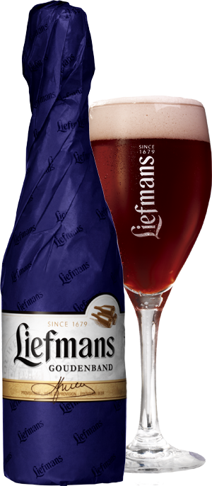 Liefmans Goudenband pohár hátul KÖRBE copy