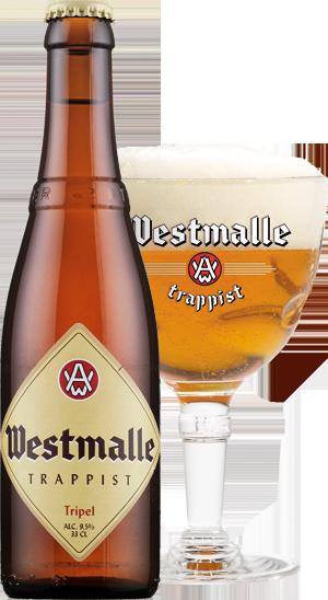 Westmalle triple pohár hátul körbevágva copy